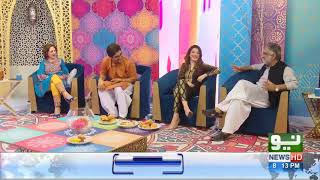 Sawal To Hoga   Eid Special - 16 June 2018   Neo News HD