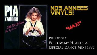 Pia Zadora - Follow My heartbeat [Special Dance Mix] 1985