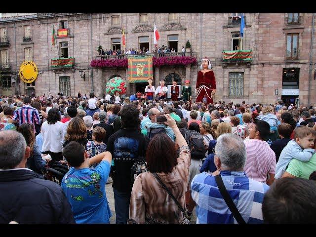 Retransmision Pregón Fiestas de la Virgen Grande 2017