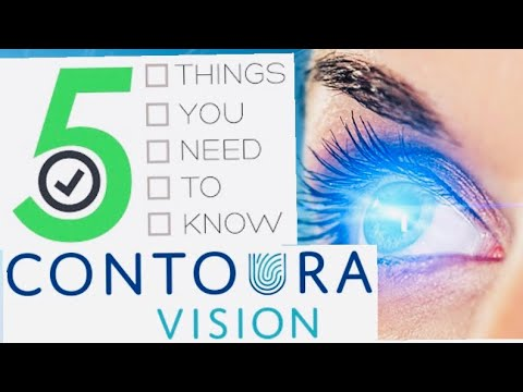 5 Things You Need to know before LASIK / Contoura vision