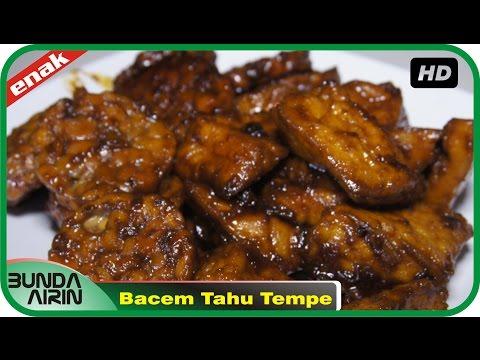Bacem Tahu Tempe - Resep Masakan Indonesia Rumahan Mudah Simpel Recipes Indonesia Bunda Airin