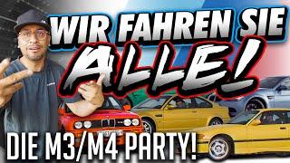 JP Performance - Wir fahren sie alle! | Die M3/M4 Party!