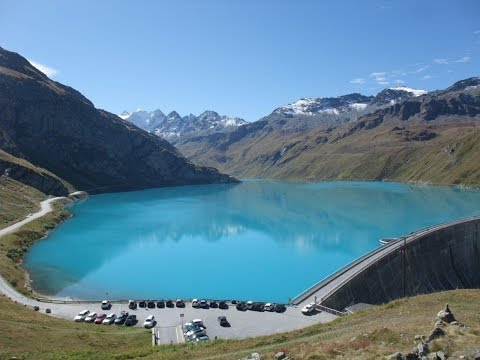 Lac de Moiry, Switzerland (2014)