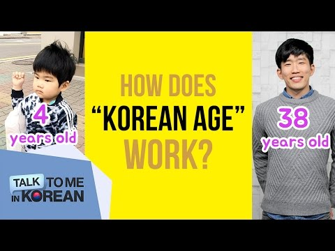 How to Calculate Korean Age (Explained Again, More Simply)