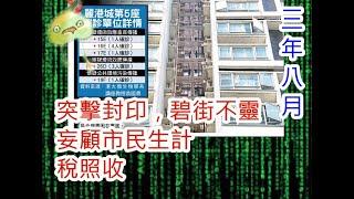 (沉香錄EP18)20210126之又封碧街,沒賠償,寒冬