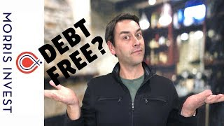 Being Financially Free vs. Debt Free