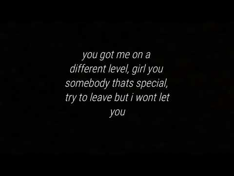 special somebody - prince bopp (lyrics)