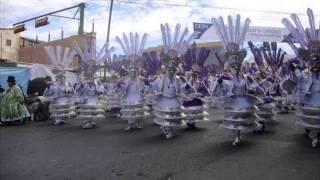 Morenada Chacaltaya 97.16 en El Alto 2015, Virgen del Carmen - BANDA SEÑORIAL INTOCABLES DE LA PAZ