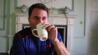 EDDIE HEARN ON ANTHONY JOSHUA, WARRINGTON EXIT, KELL BROOK RUMOUR, HAYE-BELLEW & CHISORA-WHYTE