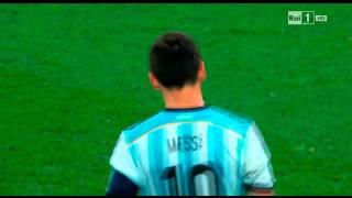 Olanda - Argentina RIGORI SEMIFINALE BRASILE 2014