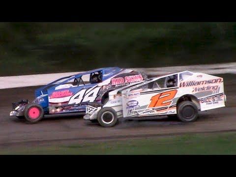 BEI Lightning Series Sportsman Feature | Genesee Speedway | 6-23-18