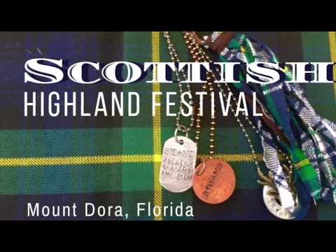 SCOTTISH HIGHLAND FESTIVAL, Mount Dora, Florida