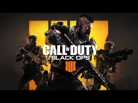 CALL OF DUTY BLACK OPS 4 LIVE (Come Hang Out!)