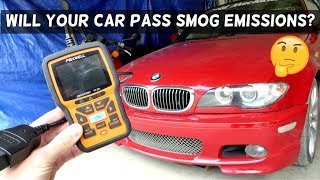 HOW TO KNOW IF CAR WILL PASS SMOG EMISSIONS