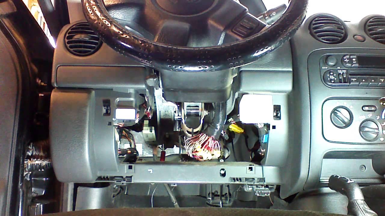 2003 2007 jeep liberty remote start installation [ 1280 x 720 Pixel ]