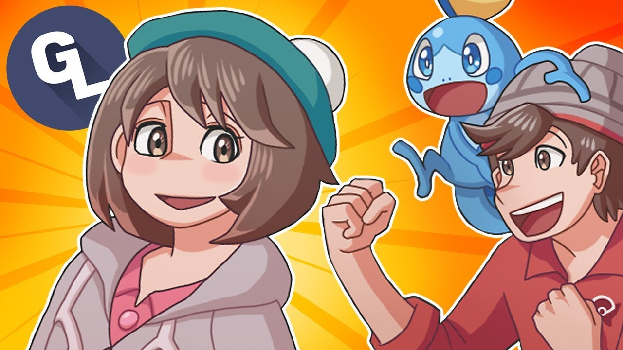 The New Female Trainer Pokemon Sword And Shield Youtube