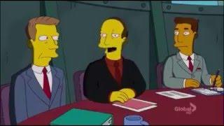 Simpsons on the Zika virus