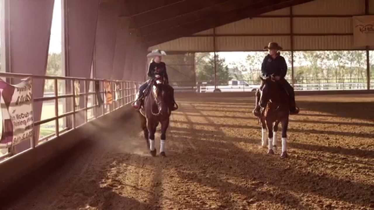 John Deere Gator >> The Reining Horse Champion | John Deere Gator Stories ...