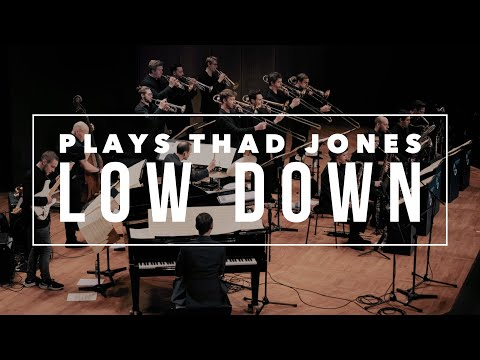 Tobias Becker Bigband plays Thad Jones - Low Down