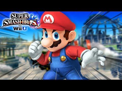 THEY CALL ME MR. VIDEO GAME!!! Smash Bros. Wii U w/Viewers! (Road to Super Smash Bros. Ultimate)
