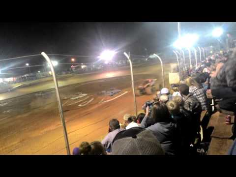 More monster trucks at tri county racetrack PT.3