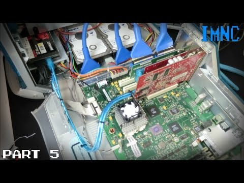 The Worlds Fastest Power Mac G3 Blue & White (Part 5) | IMNC