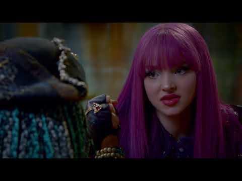 Bras de fer   Descendants 2   Disney Channel BE