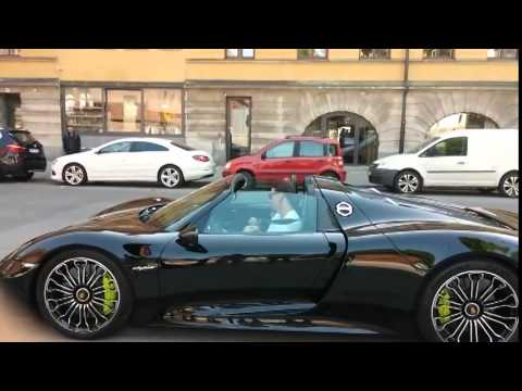 zlatan ibrahimovic porsche 918 spyder top speed new car. Black Bedroom Furniture Sets. Home Design Ideas