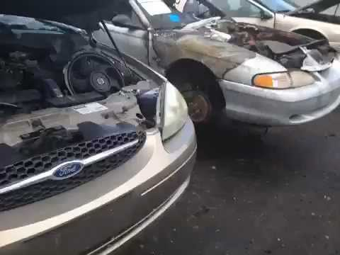 U Pull It - U Pick and Pull - Pick A Part - UPick Junk Yards - YouTube