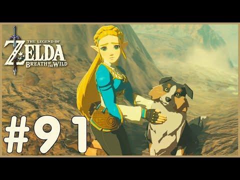 Zelda: Breath Of The Wild  Zeldas Dog?! 91