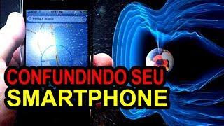 MUDANÇA DO CAMPO MAGNÉTICO ESTÁ AFETANDO SEU SMARTPHONE