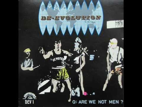 Devo - Mongoloid (orig 1978 Stiff single version)