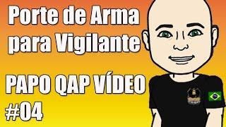 Porte de Arma para Vigilante - Papo QAP #4