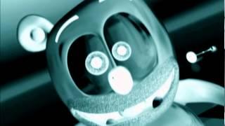 The Gummy Bear Song XRAY Vision Version Gummibär #krazygummy