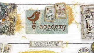 Gambar cover E-academy by STAMPERIA