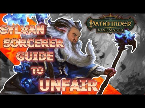 THE EASY WAY TO PLAY UNFAIR!!! Sylvan Sorcerer Guide