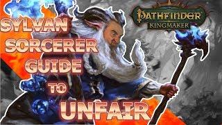 Pathfinder - Kingmaker: Sylvan Sorcerer Conjurer Build - VideoRuclip