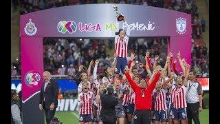 Final Femenil, Chivas Campeón, 3-0 a Pachuca