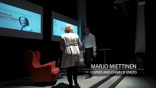 AVP Thought Leaders' Talk by Marjo Miettinen