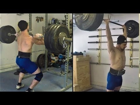 How To Do A Perfect Push Press