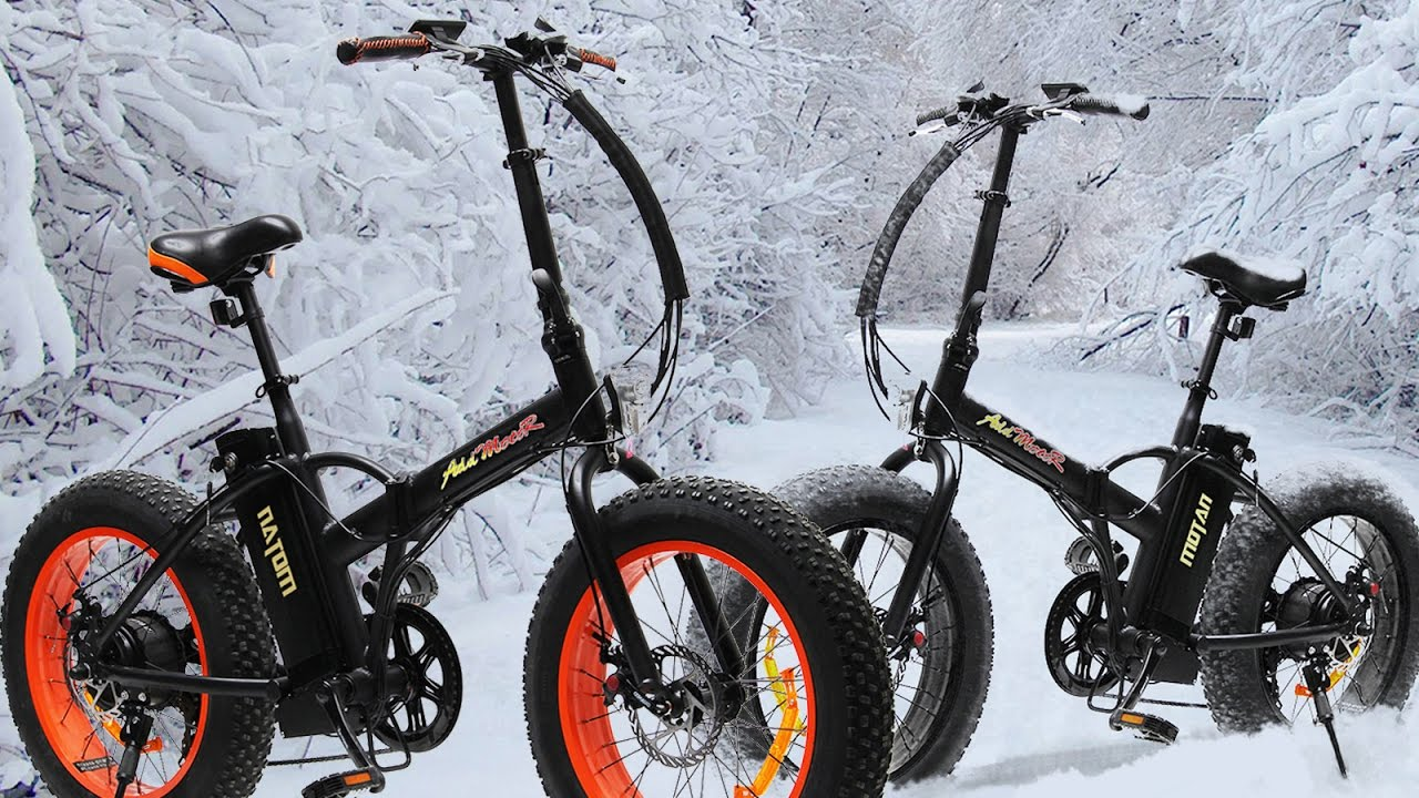 Addmotor Motan M-150 Folding 20` inch Fat Tire Electric Ebike Bicycle by  addmotor