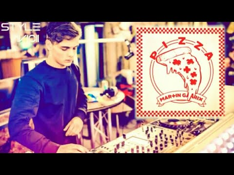 Martin Garrix - Pizza (Download 320kpbs)