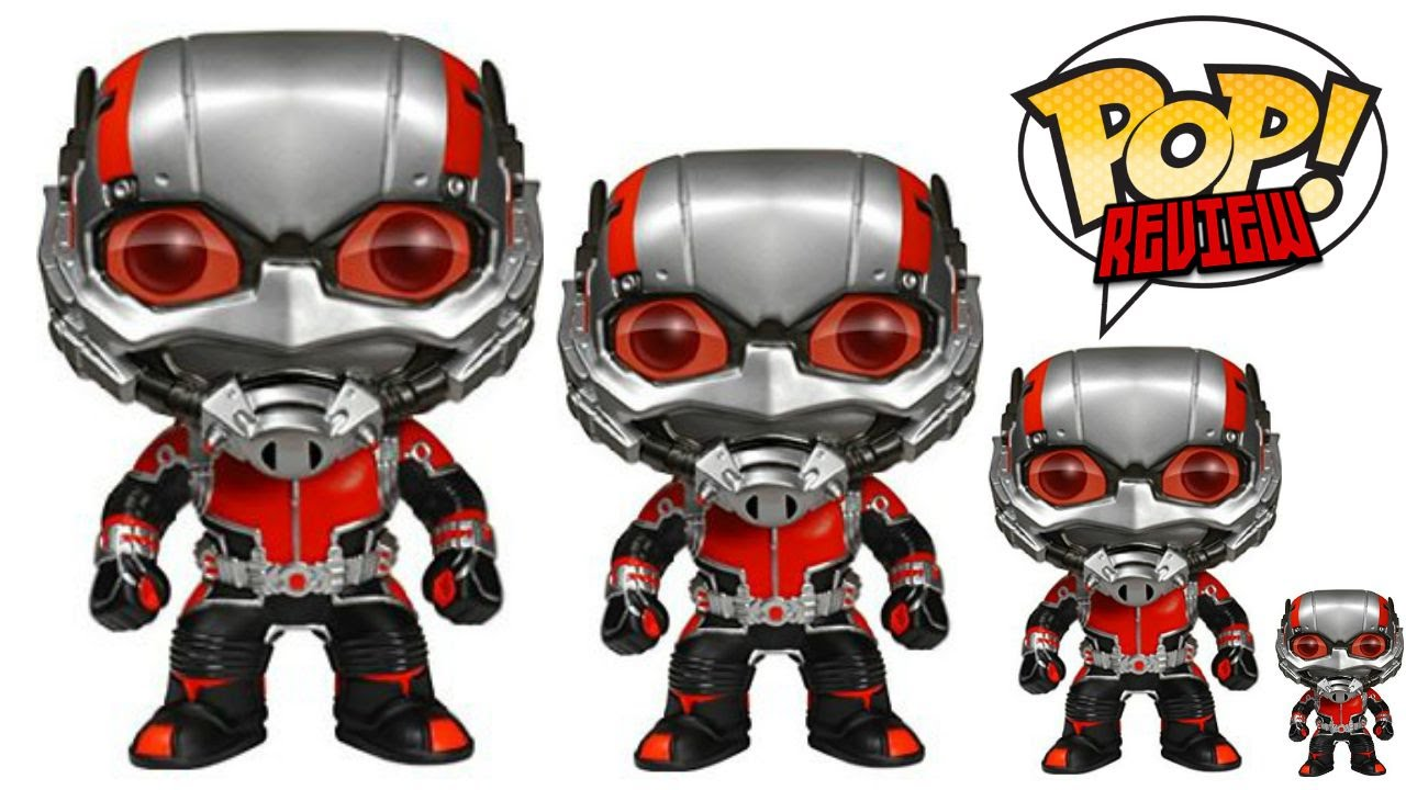 Ant-Man Funko POP! Review  fd81ad866395