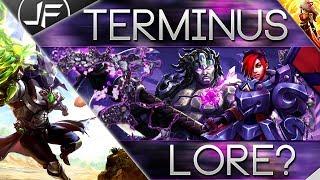 Paladins- Terminus Lore? Ash Killed Terminus?