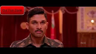 Surya - The Brave Soldier (2018) Hindi    Allu Arjun