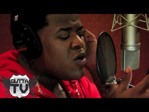 Flashback: Lil Phat Recording His Verse To