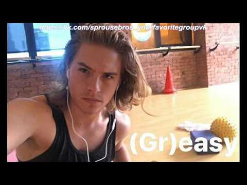 Dylan Sprouse| Дилан Спроус 2016-2017 г.