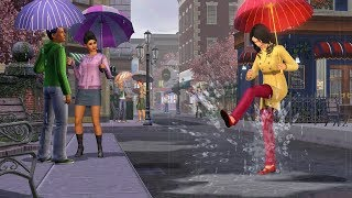 llСоздаём в Sims 4ll Диана Пожарская.