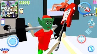 Gambar cover Dude Theft Wars: Open World Sandbox Simulator BETA - Gym Dudes | Android Gameplay HD