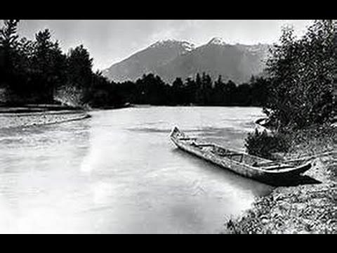DIY dugout canoe
